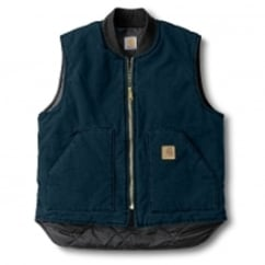 V02 Sandstone Arctic Vest Midnight - Size: L *One Size Only - Outlet Store*