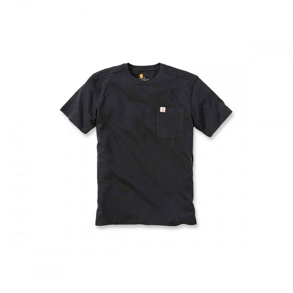 938ccd3a734d Carhartt Workwear 101125 Maddock Pocket T-Shirt Short Sleeve ...