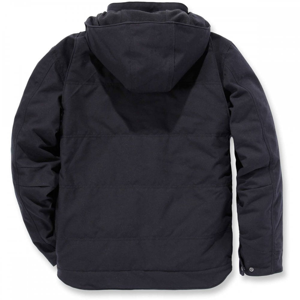 71231f99001 101441 Qd Livingston Jacket Black - Size: XL *One Size Only - Outlet Store
