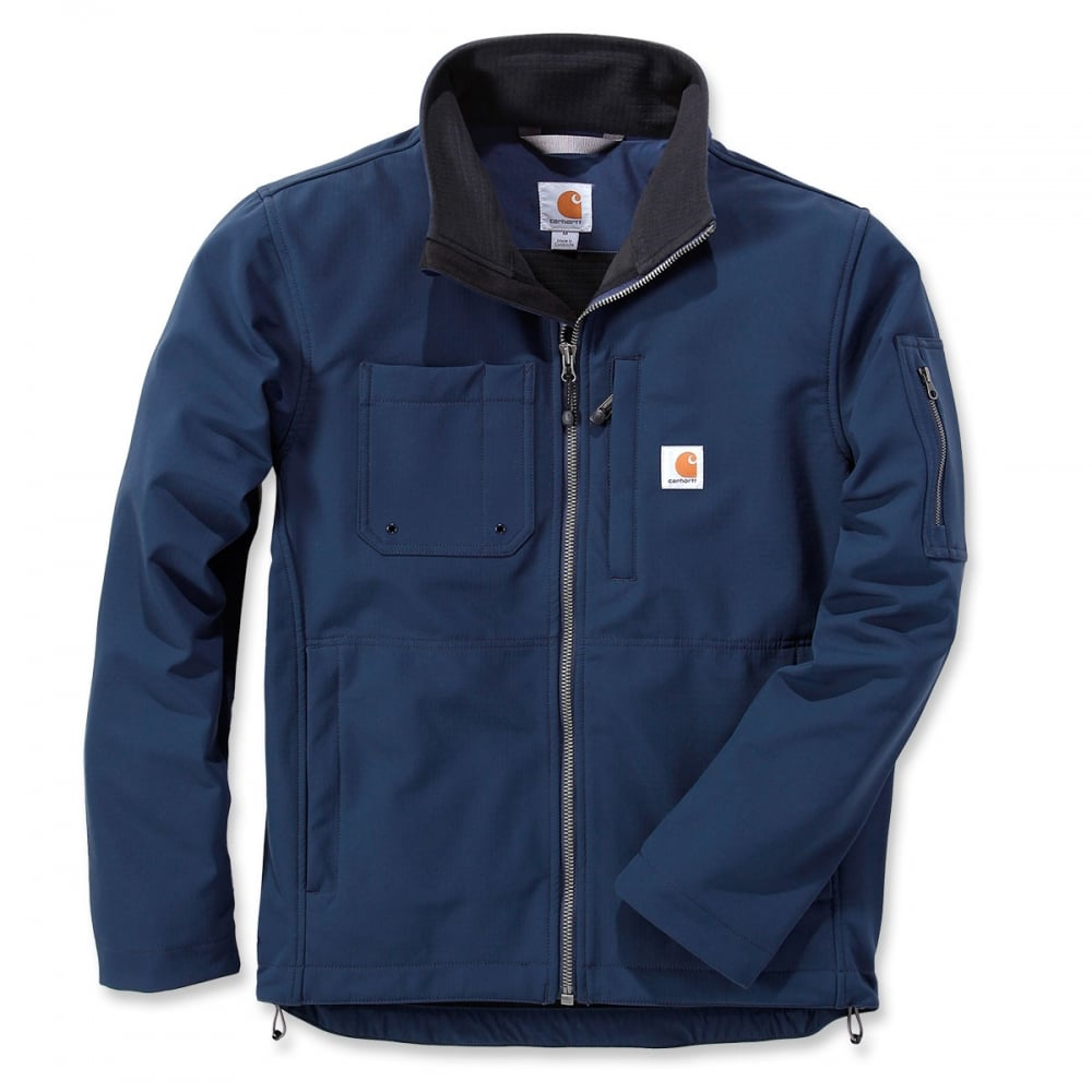 bd6016250a7 Carhartt Workwear 102703 Rough Cut Jacket Navy Size: XL *One Size Only - Outlet  Store*