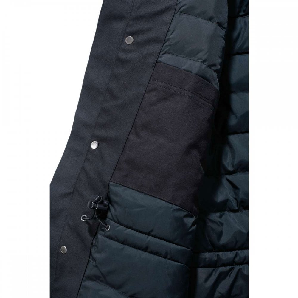 fe31c67f478 102728 Quick Duck Sawtooth Parka Jacket Black Size: XL *One Size Only -  Outlet