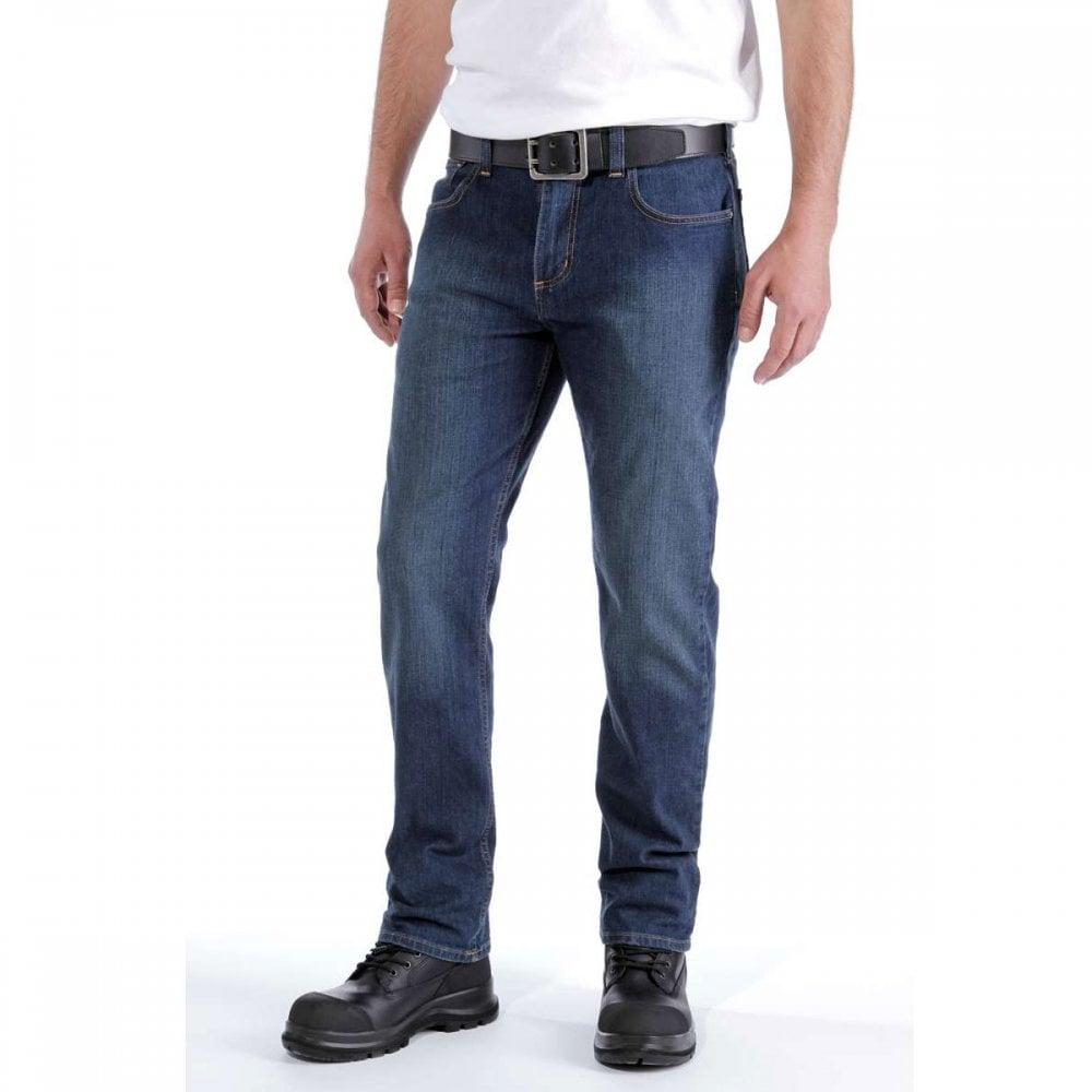 a7f31150 Carhartt Workwear 102804 Rugged Flex Relaxed Straight Jean ...