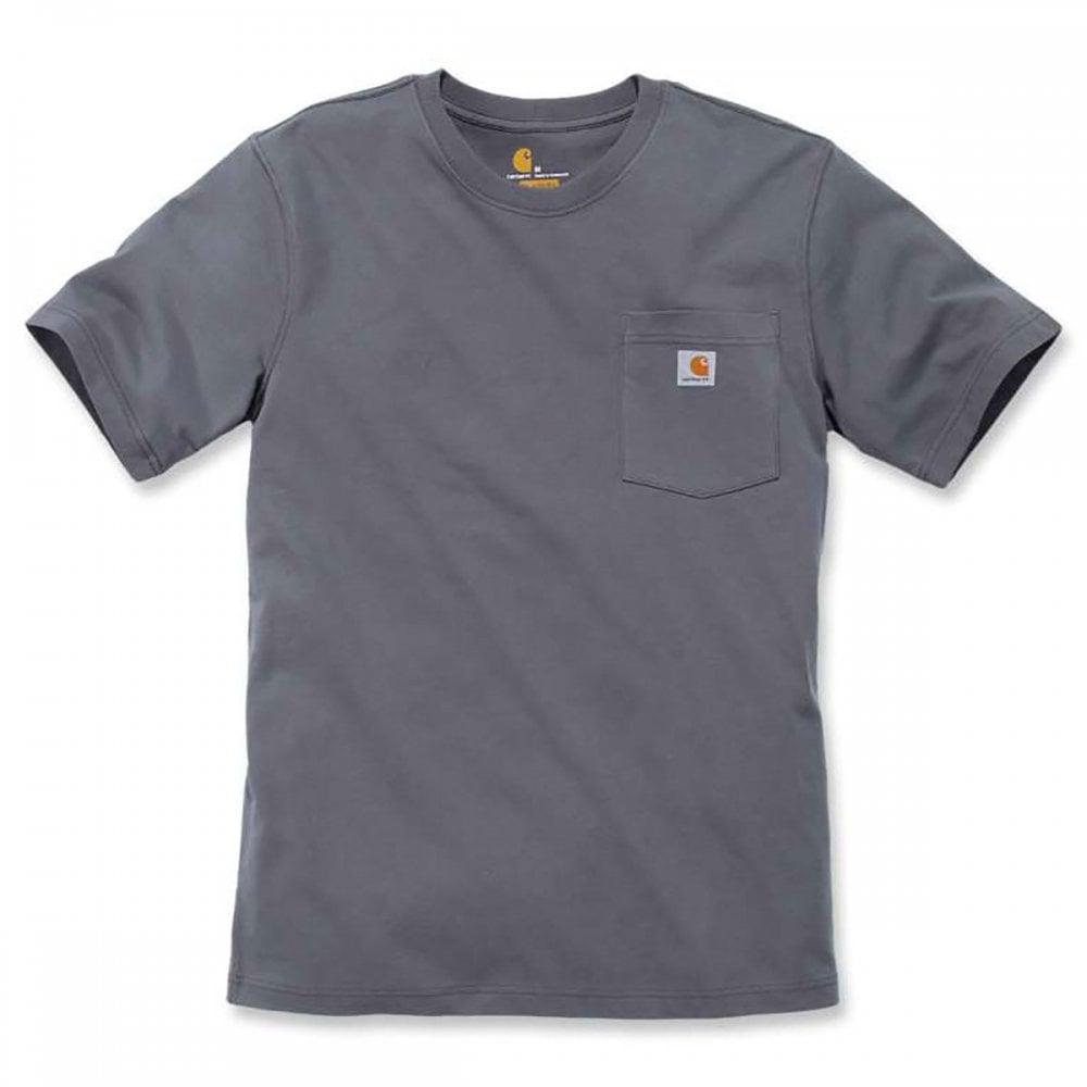 c5a132369a Carhartt Workwear 103296 Workwear Pocket T-Shirt Short Sleeve ...