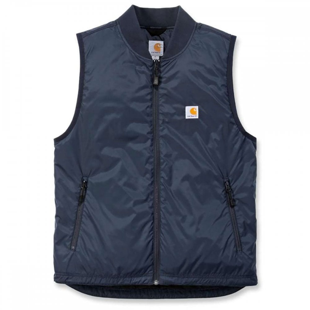 9bea29edebb Carhartt Workwear 103375 Shop Vest Navy Size: S *One Size Only - Outlet  Store*