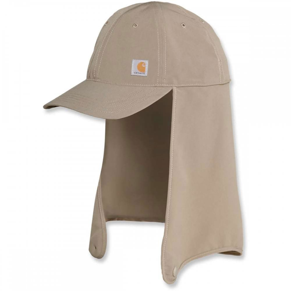0a67be29b48 Carhartt Workwear 103527 Angler Neck Shade Cap - Clothing from M.I.  Supplies Limited UK