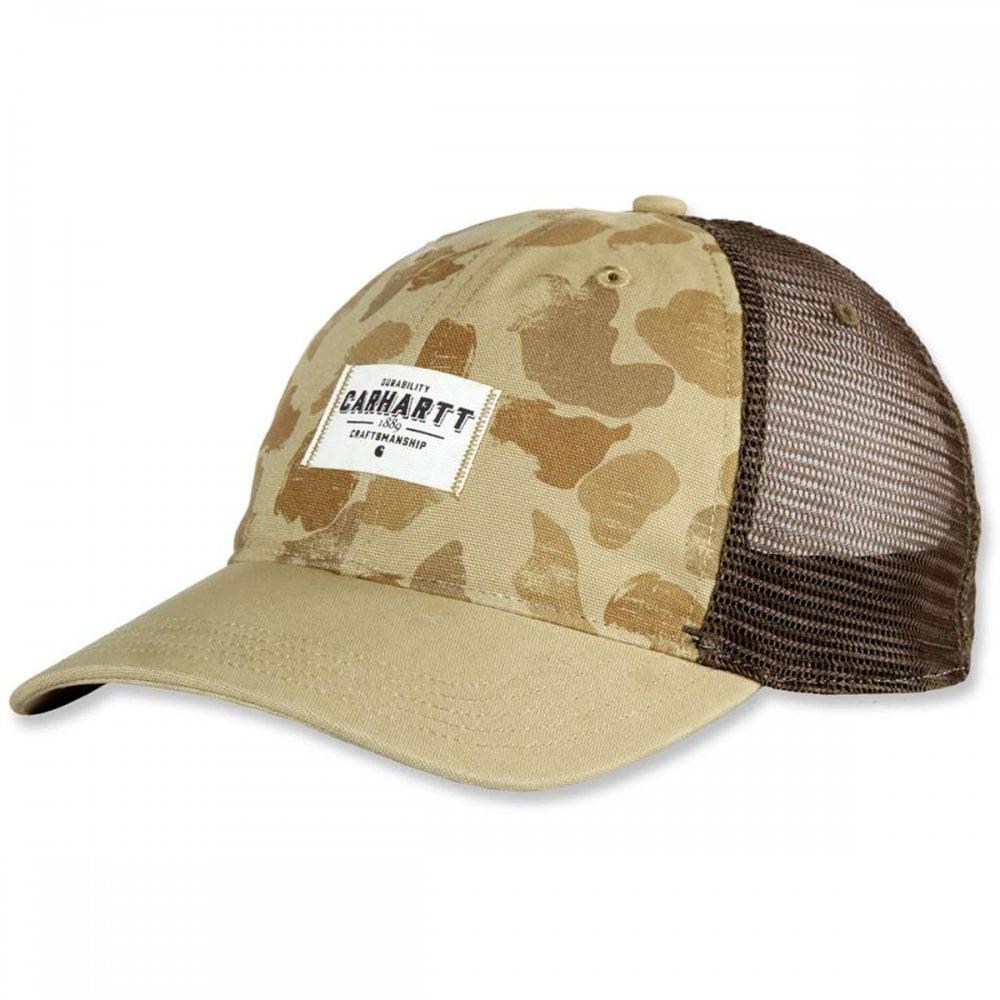 0d6ac3da088f0 Carhartt Workwear 103535 Glennville Cap - Clothing from M.I. ...