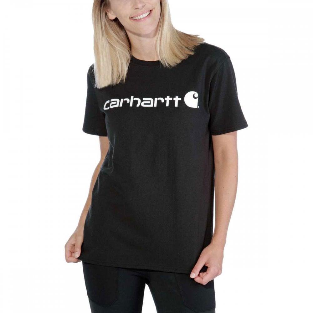 74e1907411 Carhartt Workwear 103592 WK195 Workwear Logo Graphic Short Sleeve T-Shirt
