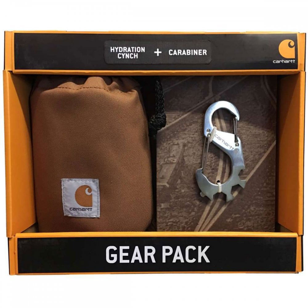 Carhartt Workwear 452200b Carabiner And Hydration Cinch Pack Clothing From M I Supplies