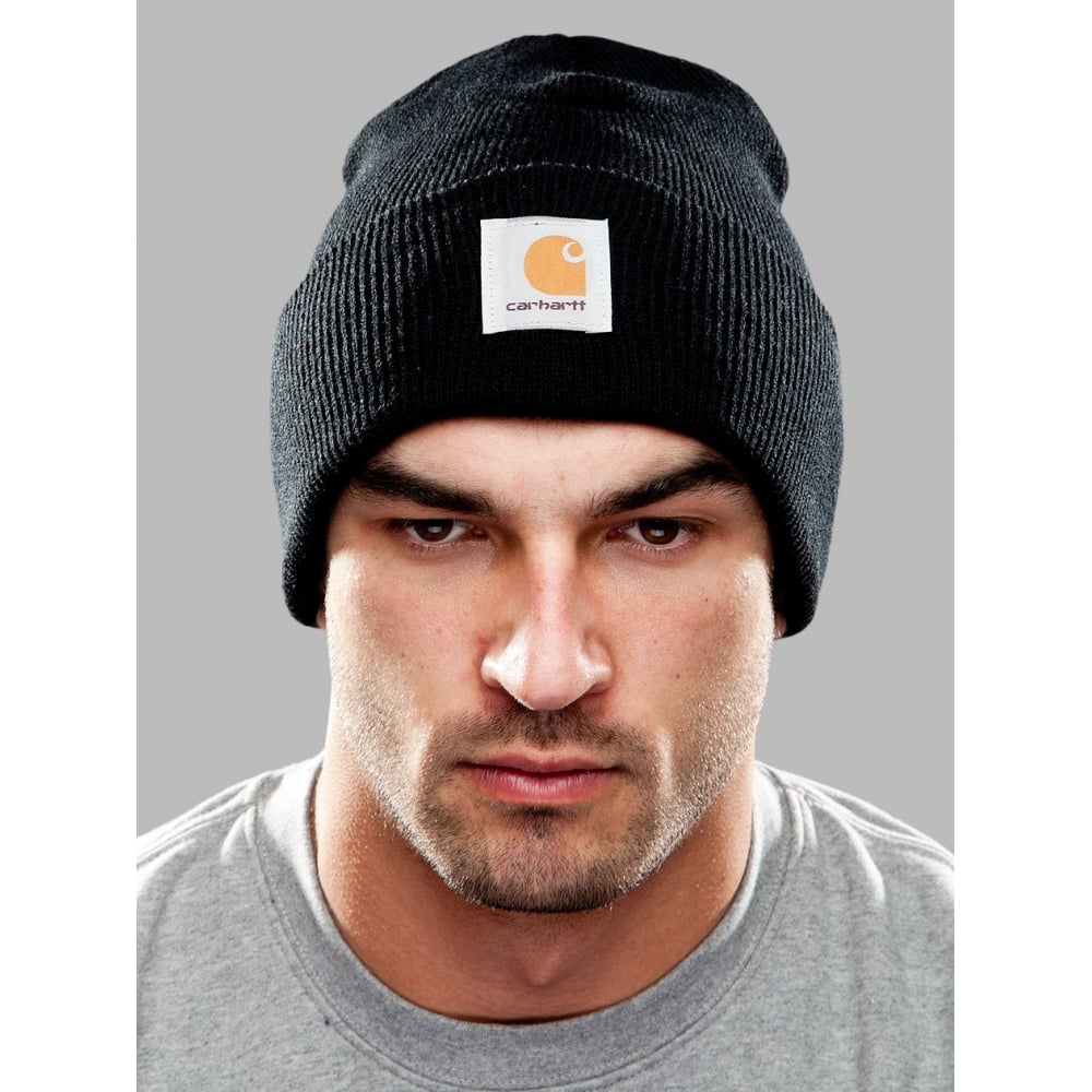 f21400fade9 Carhartt Workwear A18 Beanie Acrylic Watch Hat - Clothing from M.I. ...