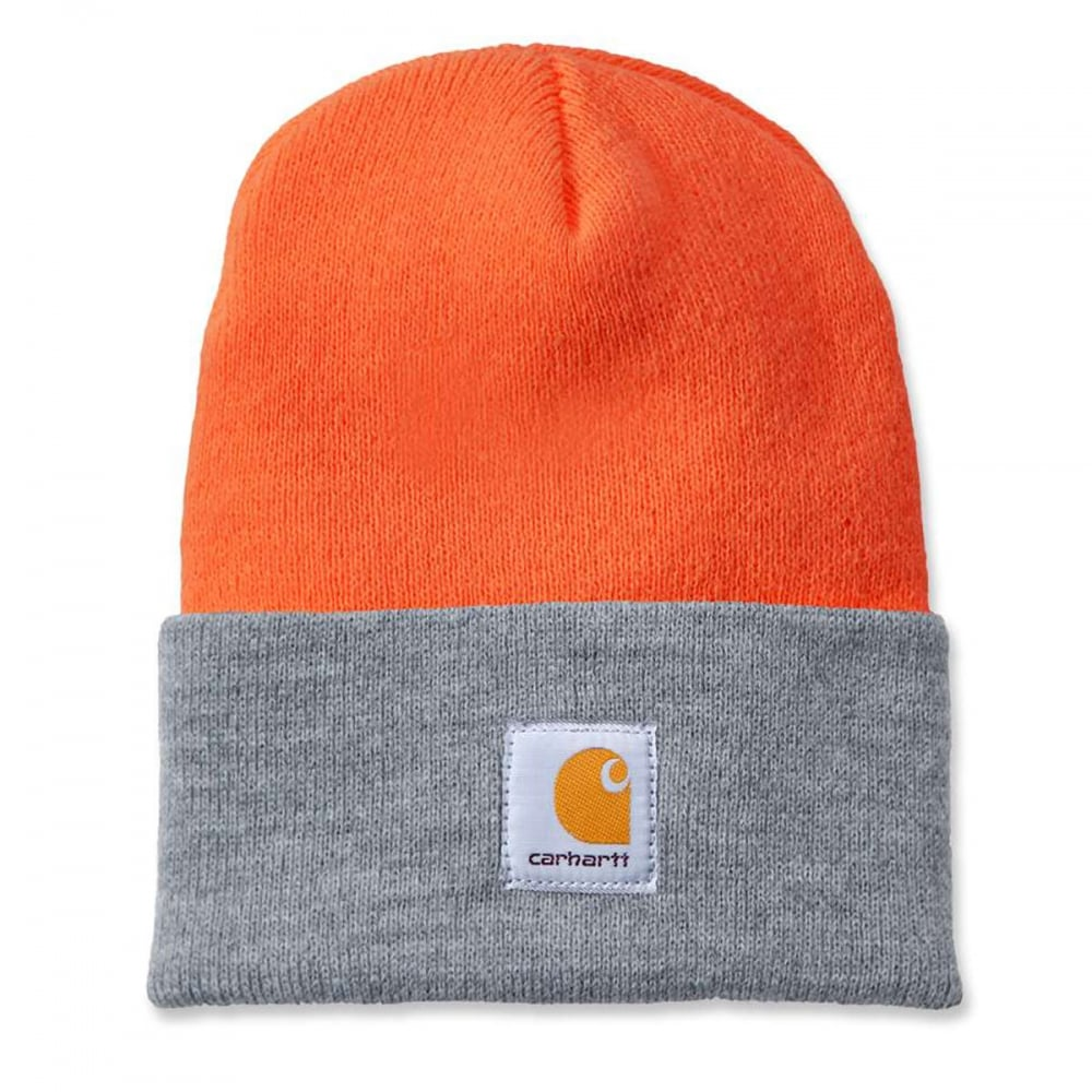 Carhartt Workwear A18 Beanie Acrylic Watch Hat - Clothing from M.I. ... 80c1ccbc5