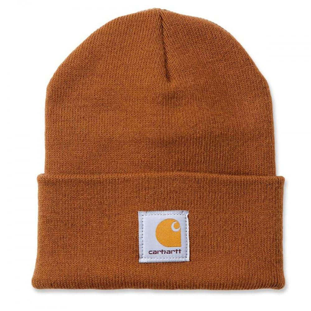 4cc101c0d88 Carhartt Workwear A18 Beanie Acrylic Watch Hat - Clothing from M.I. ...