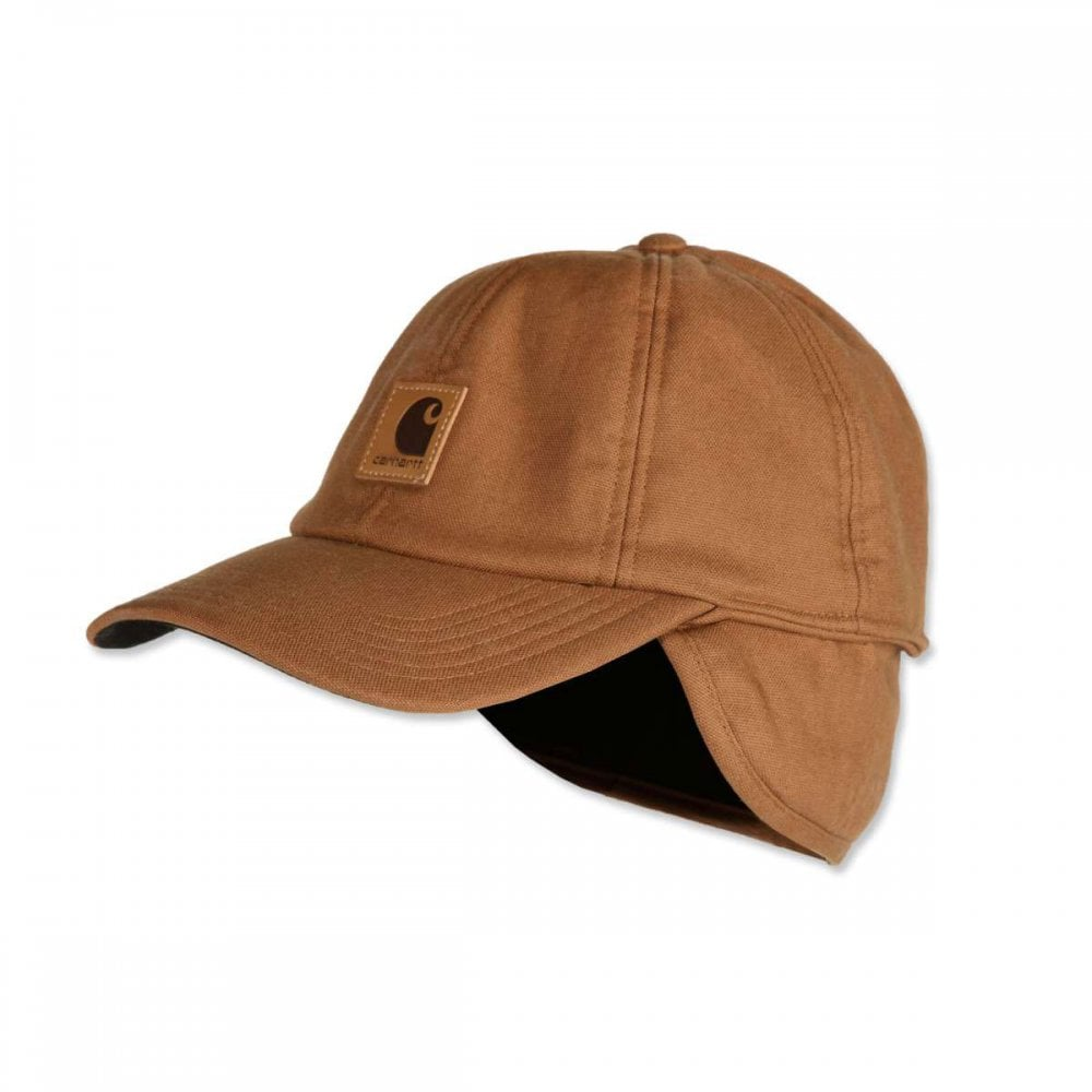 359ee3215faf74 Carhartt Workwear A199 Work Flex Ear Flap Cap - Clothing from M.I. Supplies  Limited UK