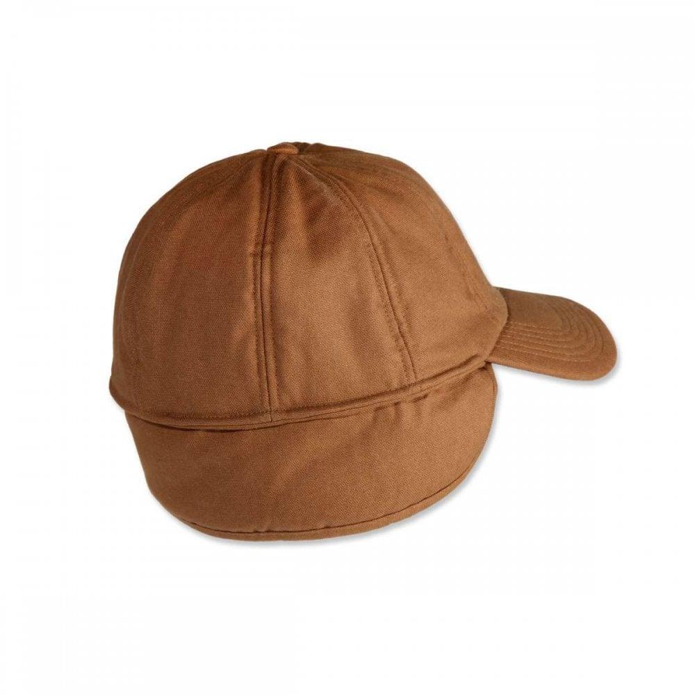 1301a9b1a0e60 Carhartt Workwear A199 Work Flex Ear Flap Cap - Clothing from M.I. ...