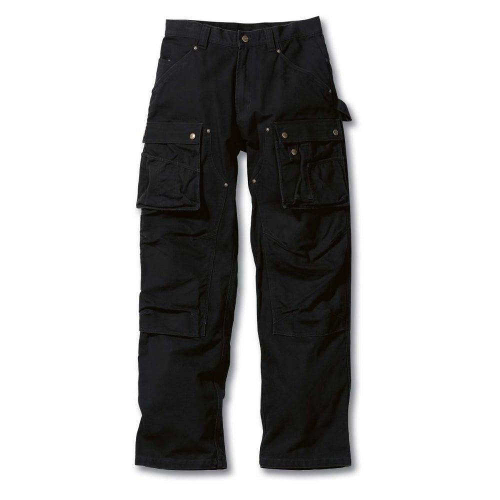 Carhartt Workwear Eb219 Mens Duck Multi Pocket Tech Trousers Work Wear Pant d4b75707e5
