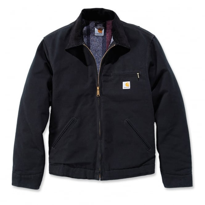 Carhartt Workwear EJ001 Duck Detroit Jacket