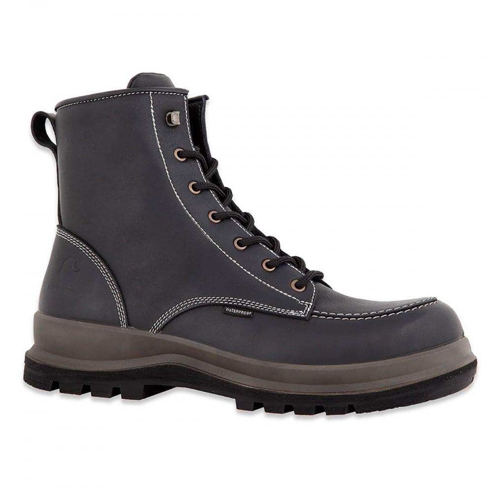 3917680988a2 Carhartt Workwear F702901 Hamilton S3 Waterproof Wedge Boot Black ...