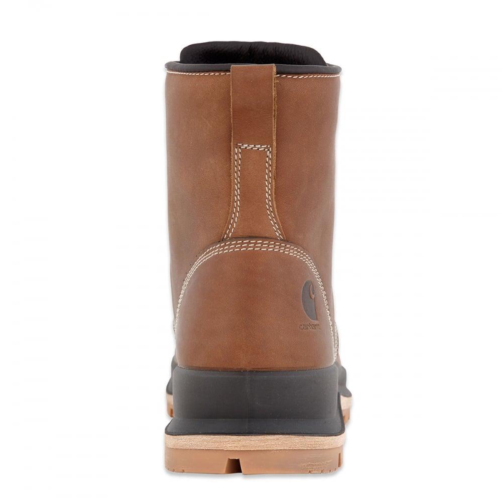 1949d9cb5b1d Carhartt Workwear F702901 Hamilton S3 Waterproof Wedge Boot Tan ...