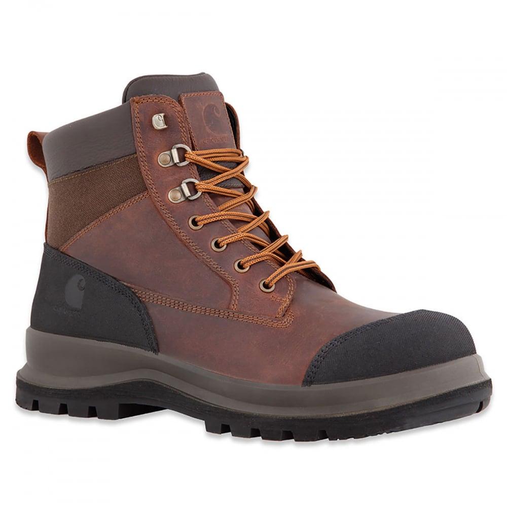 Carhartt Workwear F702903 Detroit 6 Quot S3 Mid Work Boot Dark