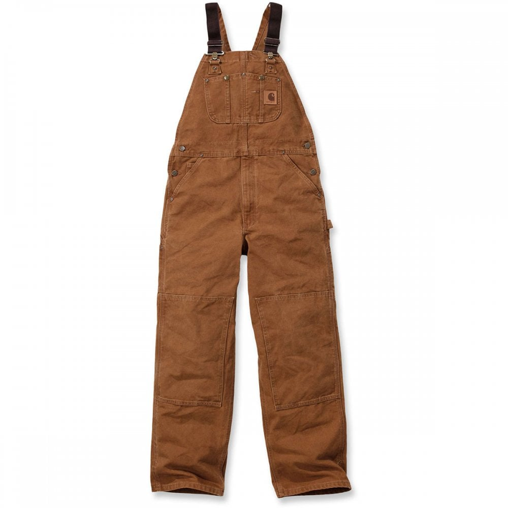 bd33389e94 Carhartt Workwear R06 Sandstone Bib Overall - Clothing from M.I. ...