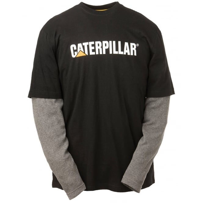 Caterpillar 1510036 Thermal layered long sleeve t-shirt