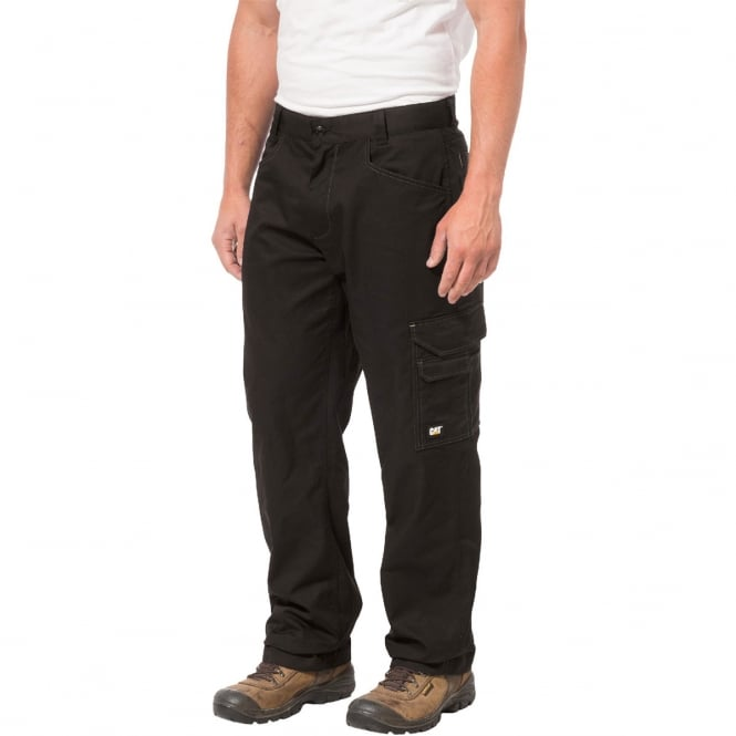 Caterpillar Allegiant Trouser Black Waist: 32