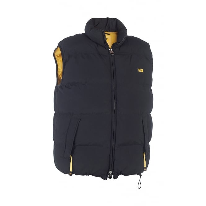 Caterpillar Arctic Zone Vest Black - Size: L *One Size Only - Outlet Store*