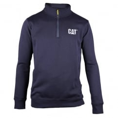 Canyon 1/4 Zip Sweatshirt Navy - Size: XL *One Size Only - Outlet Store*