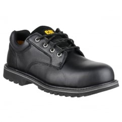 CAT Electric Lo Black Shoes