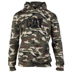 CW10646 Trademark Hooded Sweatshirt