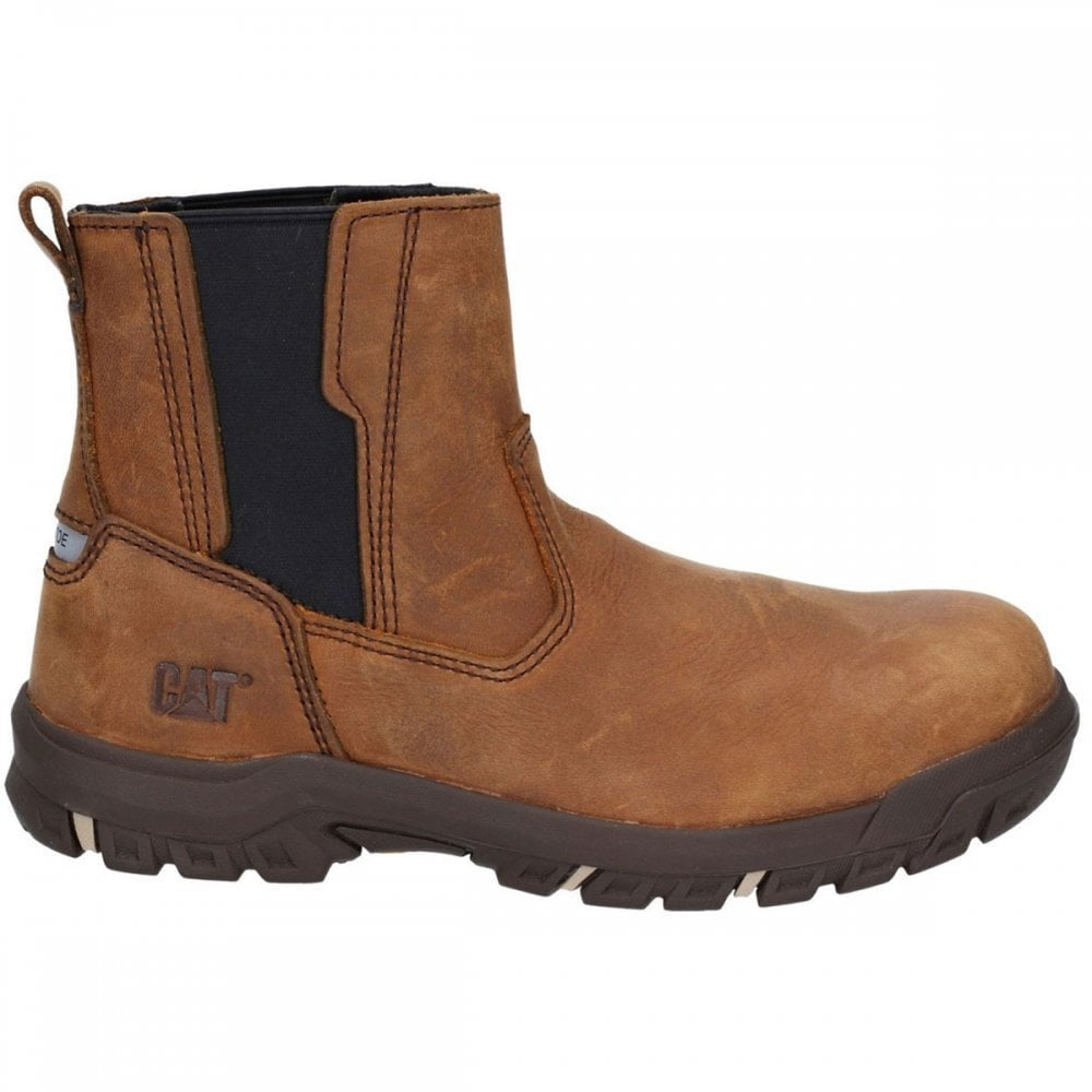 Safety Boot Butterscotch UK8 *One Size