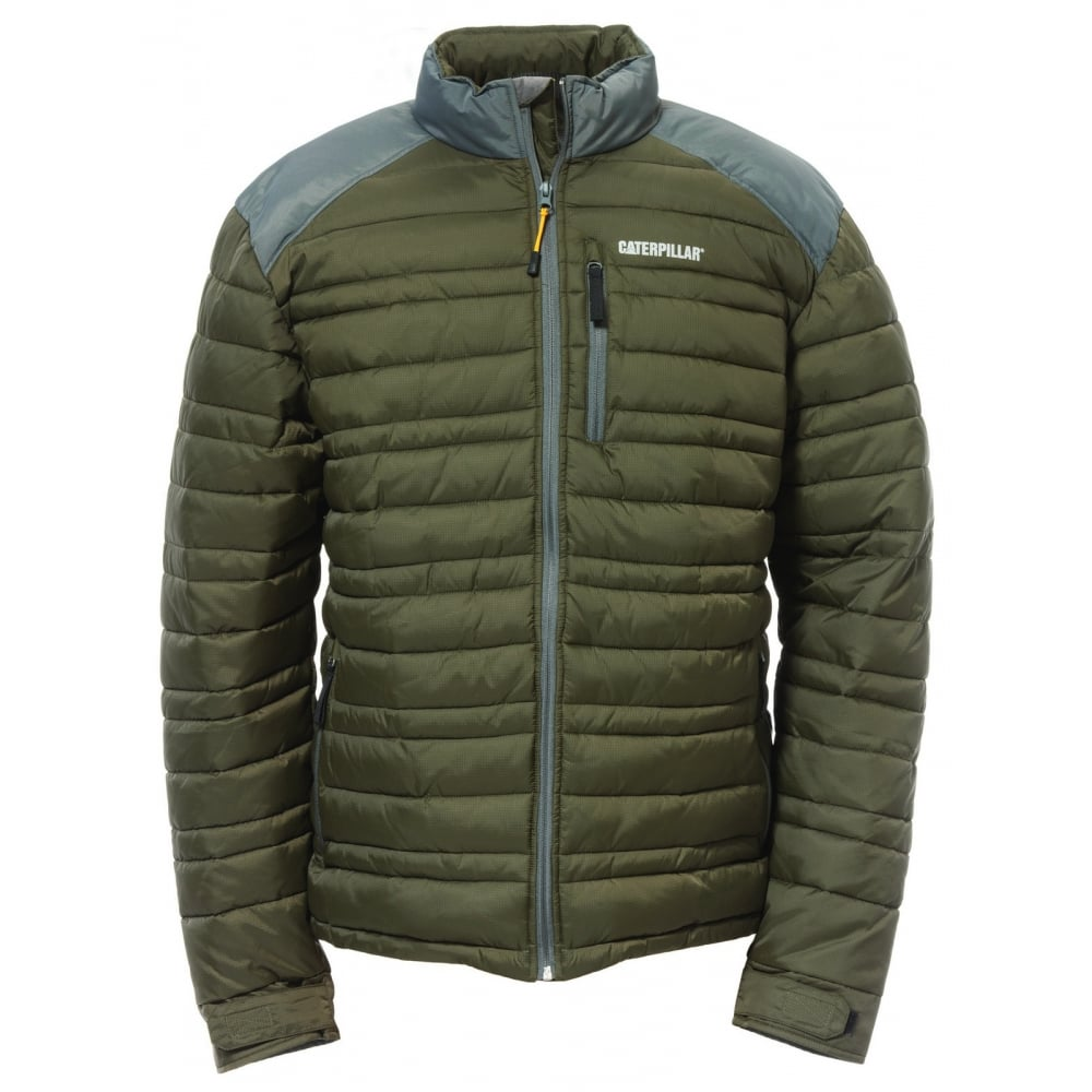 Caterpillar Workwear Defender Insulated Jacket - Clothing from M.I. ... 00e5091ab0