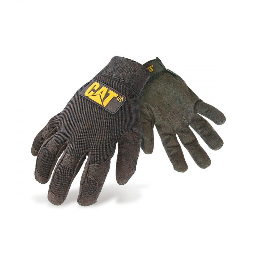 Caterpillar Workwear Lightweight Mechanic Glove - Personal ...