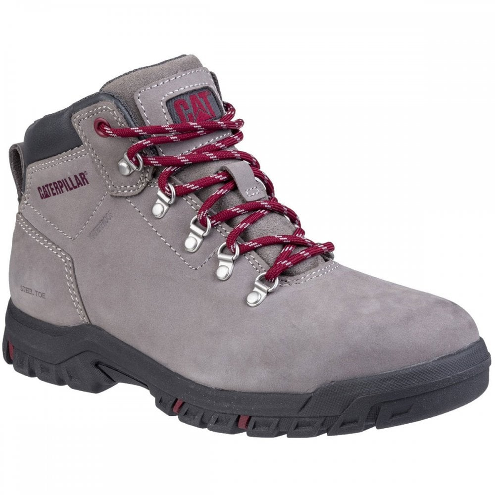 0be2c14af63 Mae Ladies Safety Boot Grey