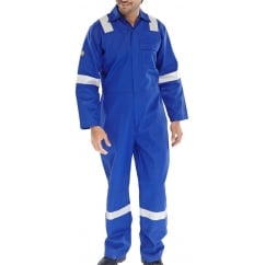Flame Retardant Anti-Static Erskine Boilersuit