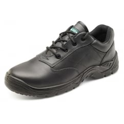 Composite Safety Work Shoe S1P Black - Size: 3 *One Size Only - Outlet Store*