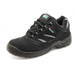 Dual Density Trainer Work Safety Shoe