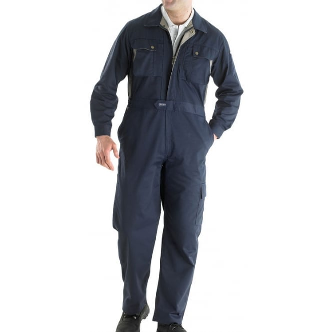 Click Premium Boilersuit Overall Action Back Design