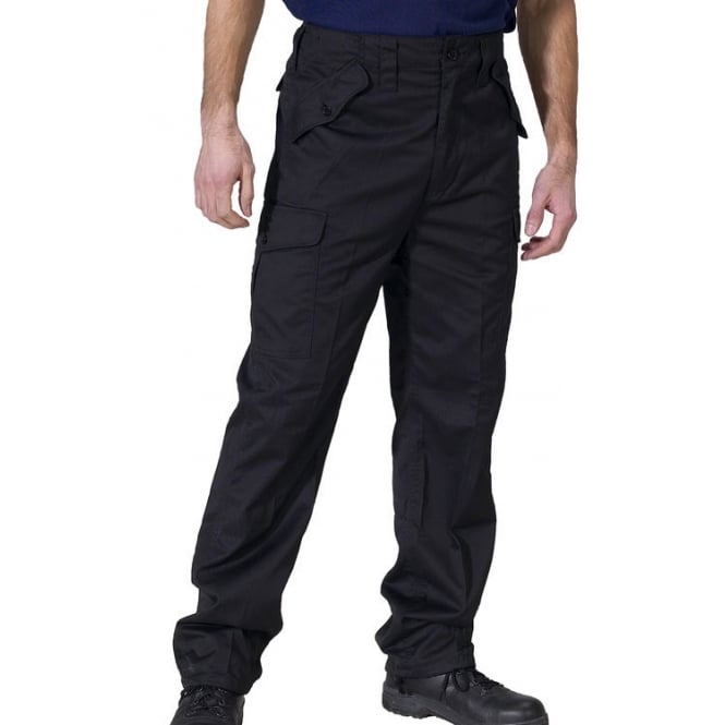 Click Workwear Polycotton Combat Trousers