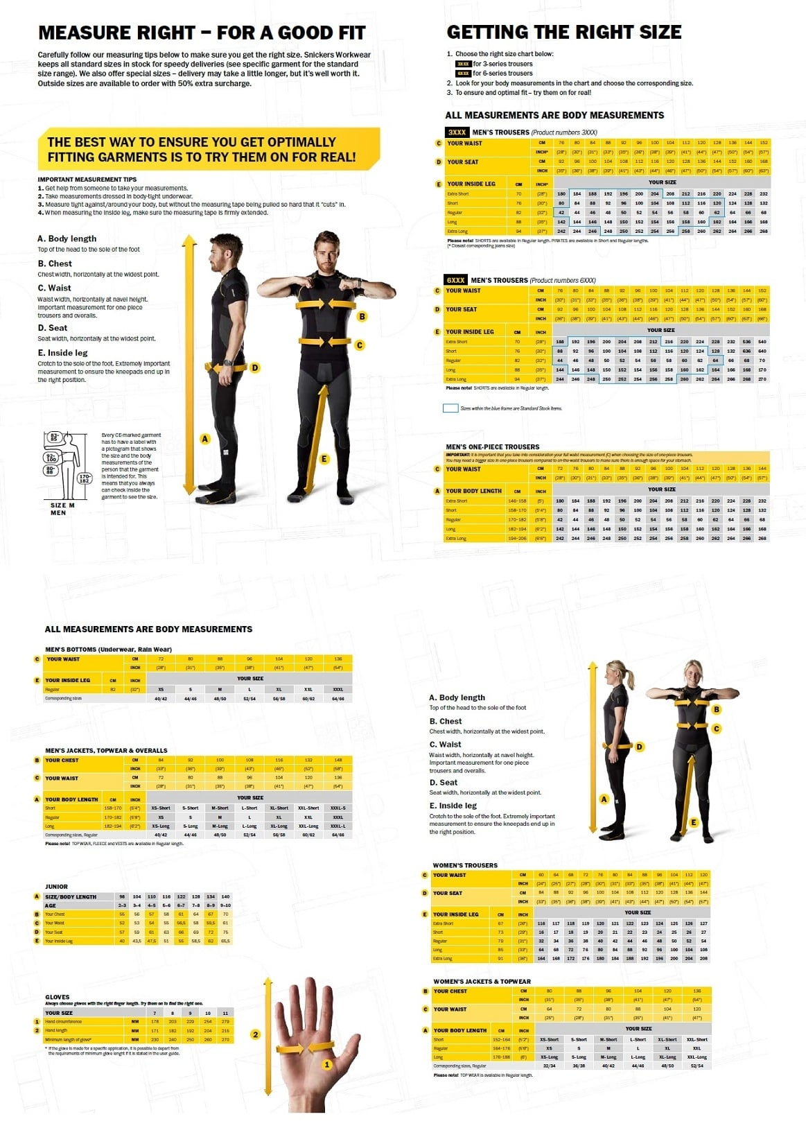 Size conversion chart there is a size chart for 3 series trousers and one for 6 series trousers the series is made clear by the model number eg 3212 nvjuhfo Choice Image