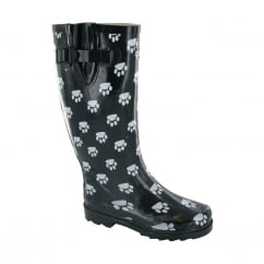 Dog Paw Wellingtons