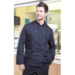 DD08C Economy Long Sleeve Chef's Jacket
