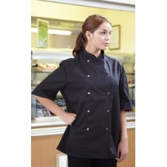 DD08CS Economy Short Sleeve Chef's Jacket