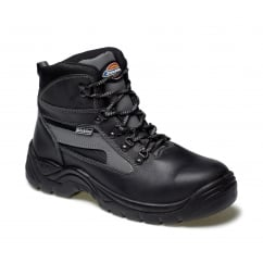 FA23500 Severn S3 Safety Toe Cap Work Boot Black Size: 7 *One Size Only - Outlet Store*