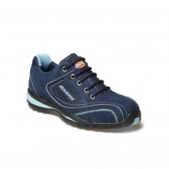 FD13910 Ottawa Ladies Safety Cap Work Shoe Blue Size: 5.5 *One Size Only - Outlet Store*
