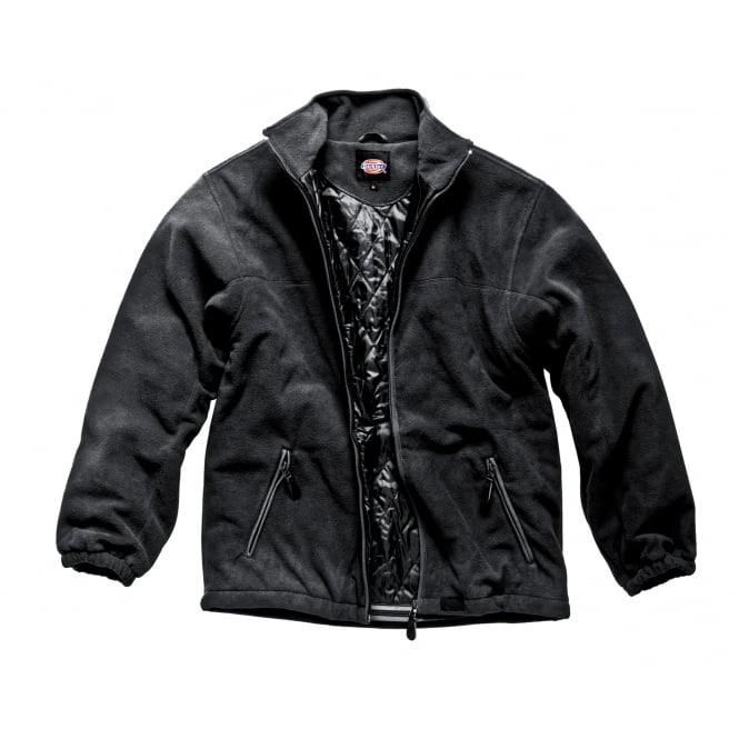 Dickies Workwear JW81700 Padded Fleece Jacket Coat