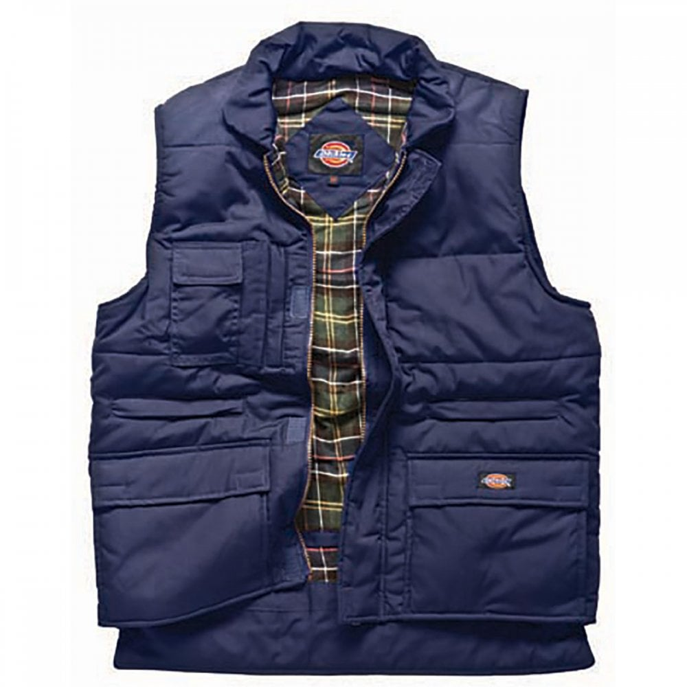 Dickies Workwear Professional Combat Body Warmer Clothing From