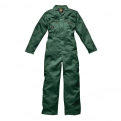 Redhawk Coverall Bottle Green 46 T *One Size Only - Outlet Store*