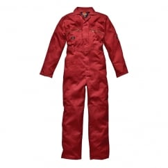 Redhawk Coverall Red 42 R *One Size Only - Outlet Store*