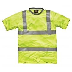 SA22080 Hi Visibility T Shirt Top + Tape