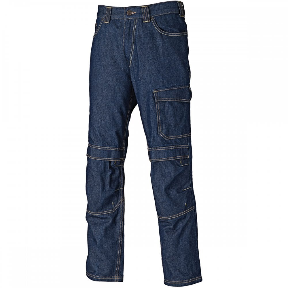6098a3ac74c Dickies Workwear Stanmore Work Jeans - Clothing from M.I. Supplies ...
